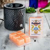 Two (2) Patchouli Wax Melts Tarts Incense for oil/tart warmer burner