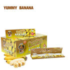 HONEYPUFF+King+Size+Rolling+Papers+Banana+Flavored+With+Insert+Infusion+Full+Box