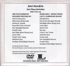 the jimi hendrix experience limited edition dvd #3
