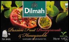 DILMAH Tee - Passion Friut & Pomegranate Flavoured Black Ceylon 20 Teebeutel