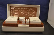Norelco Travel Care International Travel Kit  Different Electrical Outlets