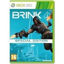 Brink -- Special Edition (Microsoft Xbox 360, 2011)