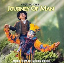 Cirque du Soleil:Journey of Man [Music from the Motion Picture] CD, NEW
