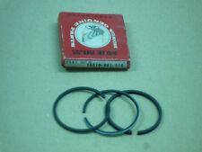 HONDA  50 C100 C102 C110 Piston Rings STD Size, FREE POSTAGE Geniune Honda NOS