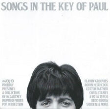 MOJO Songs In The Key Of Paul 15-trk CD Flamin Groovies Chris Stamey McCartney