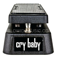 Dunlop gcb95 ORIGINALE JIM CRY BABY WAH WAH Pedale-il classico Wah Wah Pedale