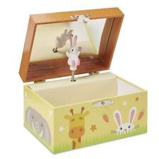 Musical Jewelry Box - Animals Bunny  BRAND NEW-