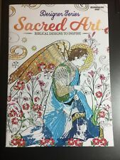 KAPPA ADULT SACRED ART, BIBLICAL DESIGNS TO COLOR & INSPIRE NEW, COLORING BOOK