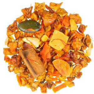 Spiced Pumpkin Pie Tea Caffeine Free Loose Fruit Tea by Tea People