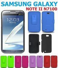Rigid Plastic Mobile Phone Clips for Samsung Galaxy Note