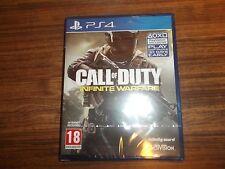 Call of Duty: Infinite Warfare (SonyPlayStation 4, 2016)
