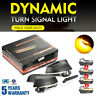 Dynamic Smoked LED Turn Signal Light Mirror Indicator For VW Polo MK5 6R/C 09-17