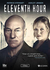Eleventh Hour (DVD, 2016, w/ Slipcover) Usually ships within 12 hours!!!