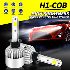 2x H1 LED Headlight Bulb 6000K White 1855W 278250LM High Low Beam Kit for Ford