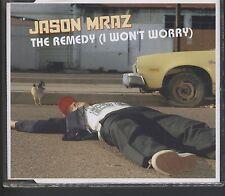 Jason Mraz - The Remedy CD (single)