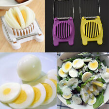 Egg Cutting Cutter Fruit Slicer Chopper Sectioner Kitchen Cooking Tool Kid decor