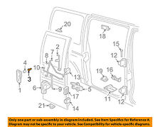 GM OEM Front Door-Lock Cylinder 15783575
