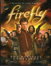 Firefly Official Companion Vol 1 Titan Softcover Tpb Joss Whedon Tv Show New