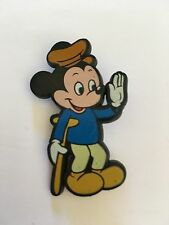 Disney Mickey Mouse Son Tiny Tim Badge Brooch - Clasp Needs Attention