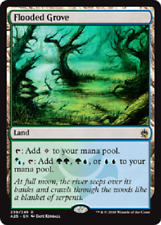 Magic: the Gathering MTG A25 MASTERS 25 FLOODED GROVE M/NM FOIL RARE