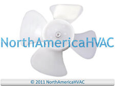 "Universal Plastic Push-On Fan Blade Propeller 4  x 3 7/8"" x 3/16"" CW 8660-6010"
