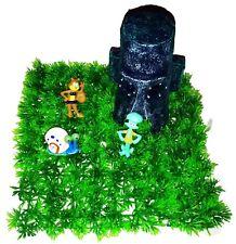 Thaddäus Haus Spongebob Aquarium Dekoration Deko  Figuren Sandy Geschenk