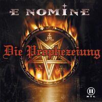 E NOMINE 'DIE PROPHEZEIUNG' CD NEW+