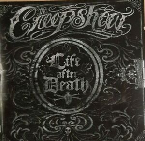 "CD The CREEPSHOW ""Life After Death"" Psychobilly HorrorPops Gutter-Demons Brains"