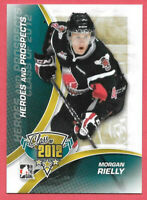 2011-12 Morgan Rielly ITG In The Game Heroes & Prospects Class of 2012 Rookie