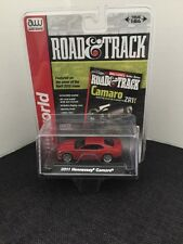 Auto World Road & Track 1:64 Scale 2011 Hennessy Camaro