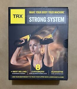 TRX Training Suspension Trainer Strong System Door Anchor Body Weight Full Body
