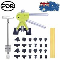 AU PDR Car Dent Hail Damage Repair Tools Puller Lifter Slide Hammer Removal Kit