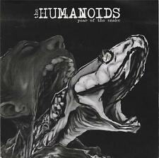 THE HUMANOIDS (USA  EP '09) - YEAR OF THE SNAKE - EX  - HARD CORE PUNK