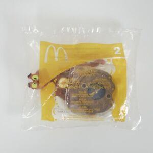 McDonalds Happy Meal Toy Treasure Planet #2 B.E.N. 2002 Sealed