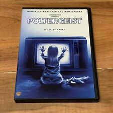 Poltergeist (DVD, 1982, 25th Anniversary Edition) Widescreen Horror