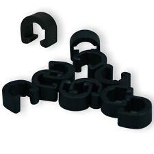 C-Clips; 2 Durchmesser; 6 Stück Jagwire CableClips