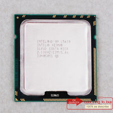 Intel Xeon L5630 SLBVD Quad-Core CPU LGA 1366 (AT80614005484AA) 2.13GHz/12M/2933