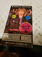 Dangerous Minds (VHS, 1997)