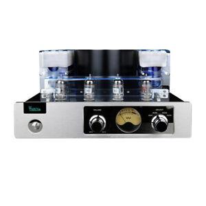 YAQIN MC-13S HiFi EL34 12AXT7 40W+40W Push-Pull Integrated Vacuum Tube Amplifier