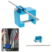 NEW PERFECT REAR SPROCKET AXLE ADJUSTMENT MOTORCYCLE Chain Alignment Tool