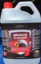 Brake Cleaner (Quick Dry), Brake & Parts Cleaner, Degreaser 5L