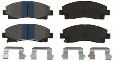 Disc Brake Pad Set-Premium Semi-Metallic Disc Brake Pad Front Bendix MKD1102IQ