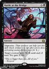BATTLE AT THE BRIDGE Aether Revolt Magic MTG cards (GH)