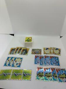 Pokemon Merlin Sticker Konvolut Sammlung ca. 200 #1457