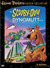 THE SCOOBY-DOO DYNOMUTT HOUR COMPLETE SERIES New Sealed 4 DVD Set