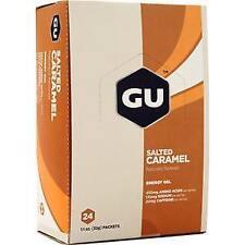 Gu Energy Gel Salted Caramel 24 pckts