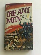 Vintage SF Paperback. Eric North: The Ant Men - in great shape