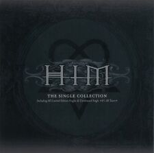 Him-THE SINGLE COLLECTION - 10 CD MAXI BOXE