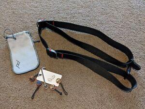 Peak Design Slide Lite Black Camera Strap