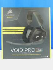 Corsair Void Pro RGB Gaming Headset kabellos PC Kopfhörer Dolby 7.1 schwarz